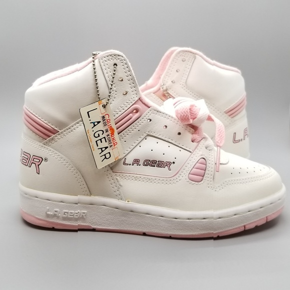 White Pink 5 L And 6 Sneakers aGear Size sxdCrhQBt